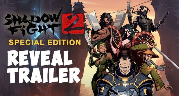 """Prügelspiel """"Shadow Fight 2 Special Edition"""" zum ersten Mal günstiger laden"""