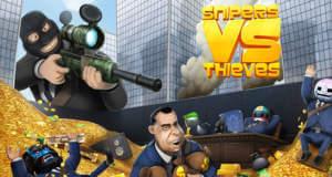 Snipers vs Thieves: Seid der Dieb - oder erschießt ihn!