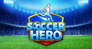 Soccer! Hero: neues Multiplayer-Fußballspiel mit Wischgesten-Torschüssen
