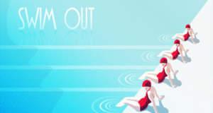 Swim Out: In diesem tollen Strategiespiel geht ihr schwimmen