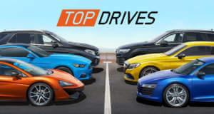 Top Drives: neues Auto-Sammelkartenspiel wird von Apple empfohlen