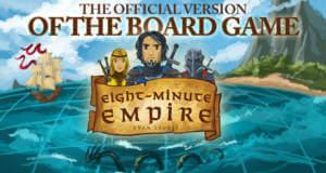 Acht-Minuten Imperium: iOS-Version des kurzweiligen Strategie-Brettspieles