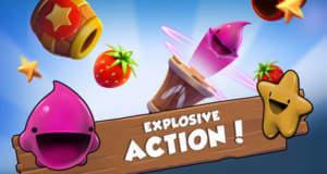 """""""Barrel Blast!"""" ist ein rasantes Highscore-Game von Appsolute Games"""