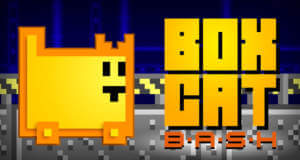 Box Cat Bash: rasantes Highscore-Arcade-Game von Noodlecake Games