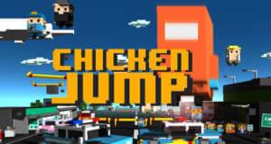 """""""Chicken Jump – Crazy Traffic"""" ist ein Highscore-Game für bis zu 8 Spieler"""