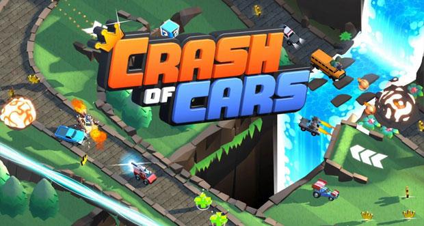"""""""Crash of Cars"""" erhält riesiges Halloween-Update mit neuer Map, neuen Wagen & mehr"""