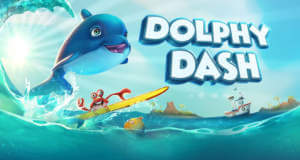 Dolphy Dash: neuer Endless-Swimmer mit einem putzigen Delfin