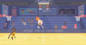 Dunkers 2: verrücktes Multiplayer-Basketball geht in die zweite Runde