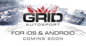 GRID Autosport: neuer Trailer gibt Einblicke in das neue iOS-Rennspiel