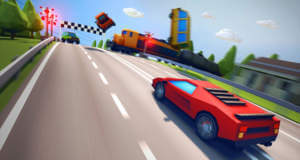 Highway Traffic Racer Planet: neuer Endless-Racer als Gratis-Download
