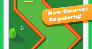 Mini Golf Battle: Minigolf-Duelle via iMessage
