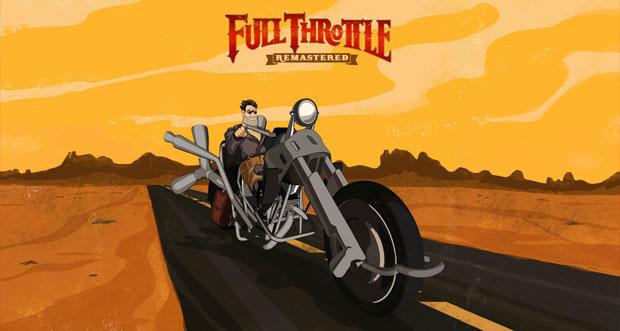 "Point-and-Click-Adventure ""Full Throttle Remastered"" erstmals reduziert"