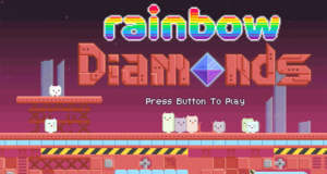 Rainbow Diamonds: neuer Retro-Plattformer als Premium-Download