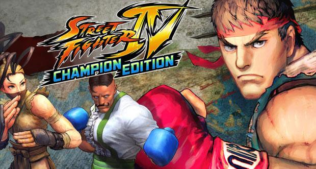 """Beat'em Up """"Street Fighter IV Champion Edition"""" erstmals günstiger laden"""