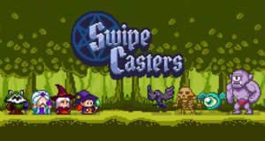Swipe Casters: hektisches Highscore-Game um mächtige Zaubersprüche