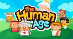 The Human Age: neues Match-3-Puzzle um die Menschheitsgeschichte