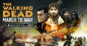 """The Walking Dead: March To War"" ist ein neues Mehrspieler-Strategiespiel für iOS"