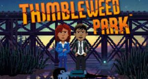 thimbleweed park ios point and click adventure