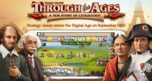 Through the Ages: komplexes Strategie-Brettspiel neu für iOS