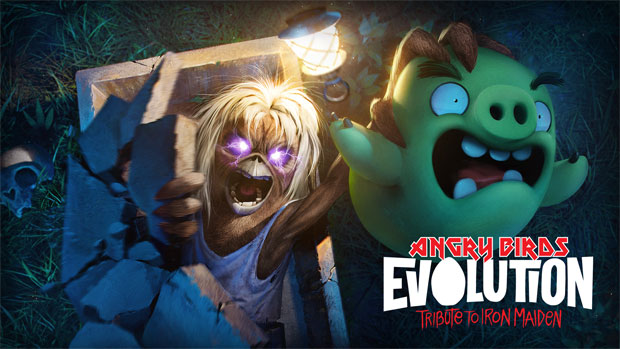 Angry Birds Evolution Eddie iOS