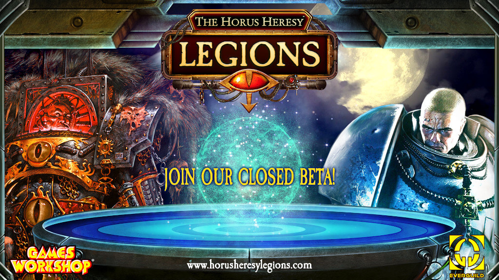 The Horus Heresy: Legions iOS