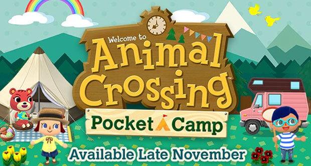 "Nintendo kündigt ""Animal Crossing Pocket Camp"" für iOS an"