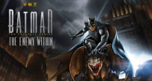 """Batman: The Enemy Within"" erscheint für iOS: Episode 1 gratis spielen"