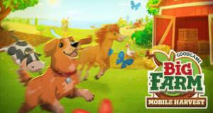 """""""Big Farm: Mobile Harvest"""" ist für Android und iOS erschienen"""