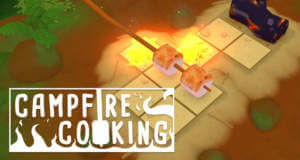 Campfire Cooking: Marshmallows grillen in tollem Premium-Puzzle