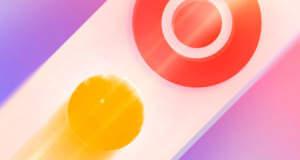 Color Twins: neues Reaktionsspiel von Nanovation mit bunten Punkten