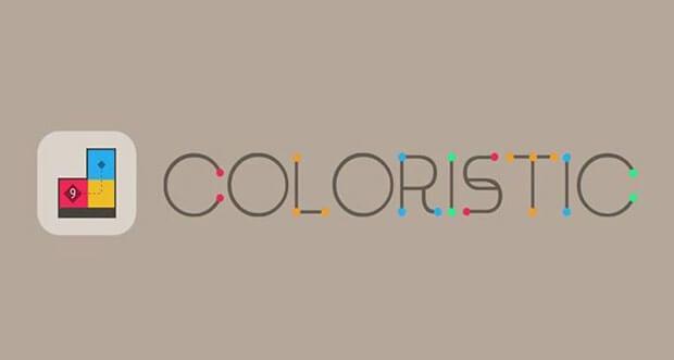 "Puzzle ""Coloristic"" kurz nach Release bereits kostenlos laden"