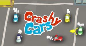 """""""Crashy Cars!"""" ist ein One-Touch-Endlosspiel an einer viel befahrenen Kreuzung"""