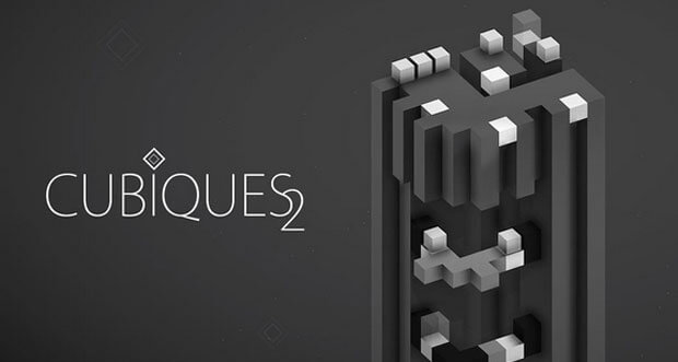 """Würfel ans Ziel bringen in neuem Puzzle """"Cubiques 2"""""""