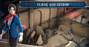 """Geostorm: 3D-Puzzle zum neuen Blockbuster erinnert an """"Lara Croft GO"""""""