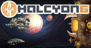 """Halcyon 6: Starbase Commander"" ist ein komplexes Strategie-RPG im All"