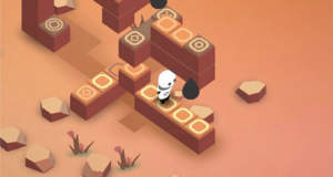"Loopables: neues Gratis-Puzzle erinnert entfernt an ""Monument Valley"""