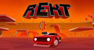 REKT!: actionreicher Arena-Racer voller spektakulärer Stunts und Tricks