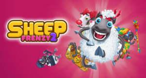 Sheep Frenzy 2: Schäfchen retten statt zählen