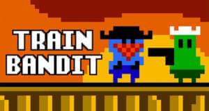 Train Bandit: Wild-West-Reaktionsspiel mit bekanntem Spielprinzip