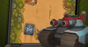 Way of Tanks: neuer Endless-Racer mit einem Panzer