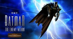 """Fractured Mask: Episode 3 von """"Batman: The Enemy Within"""" erschienen"""