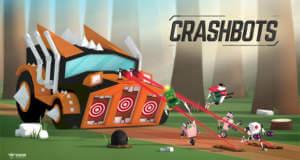 Crashbots: neuer Runner von Appsolute Games mit 75 Leveln und Endlos-Modus