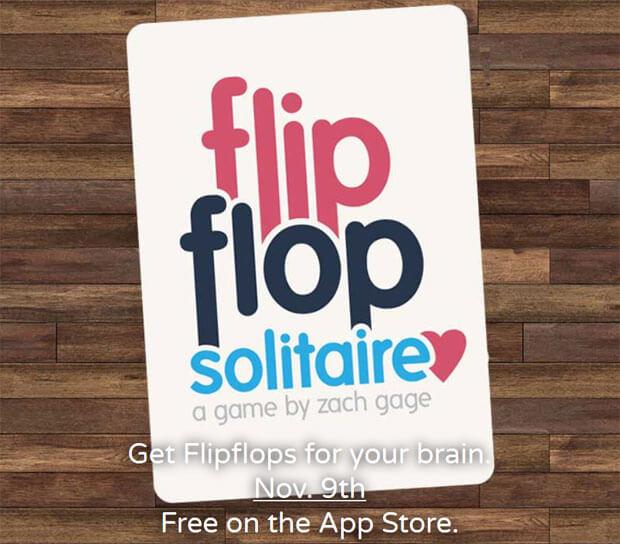 Flipflop Solitaire iOS