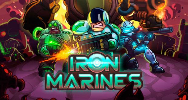 """Noch recht neues Strategiespiel """"Iron Marines"""" erstmals reduziert"""