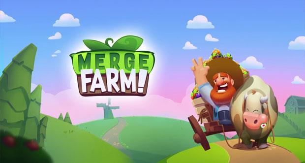 """""""Merge Farm!"""" ist ein Bauernhof-Puzzle mit vielen Unterbrechungen"""