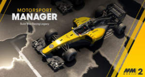 Motorsport Manager 2: jetzt auch noch erstmals reduziert