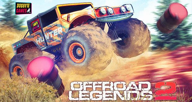 "Trial-Racer ""Offroad Legends 2"" günstig wie nie laden"