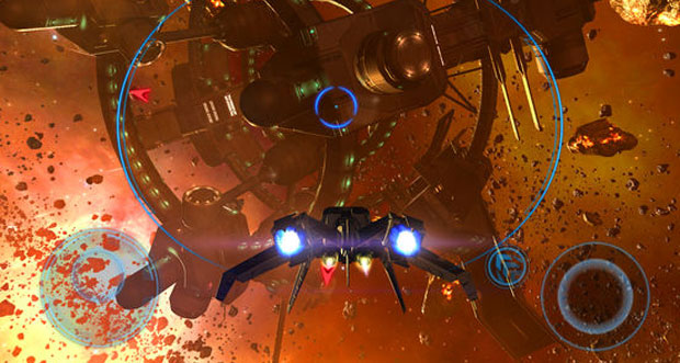 """3D-Space-Shooter """"Subdivision Infinity"""" günstiger laden"""