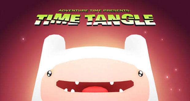 """Verrückter Runner """"Time Tangle – Adventure Time"""" erstmals reduziert"""