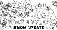 hidden folks schnee update